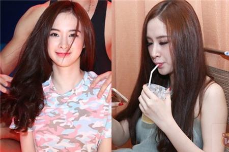 Sao Việt rạng rỡ và tươi tắn hơn với màu tóc nhuộm nâu 7