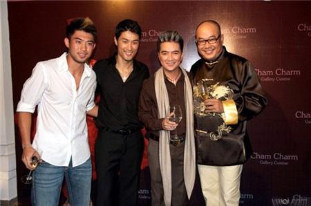 4 đại gia được nhiều sao hàng đầu showbiz Việt nể nang nhất 26
