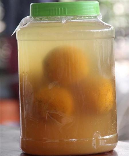 ết đến uống rượu cam Xã Đoài là nét đặc trưng của người dân vùng này.