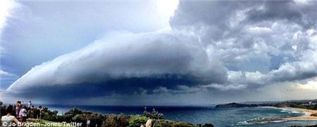 """Sydney bất ngờ bị cơn bão mùa hè """"tấn công"""" 8"""
