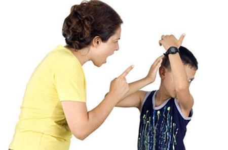 6 kiểu mẹ càng dạy con càng hư