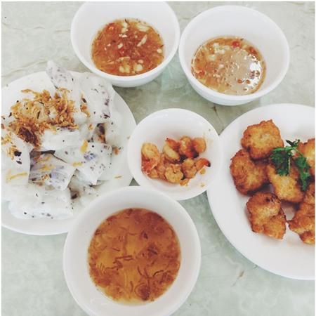 List món ăn Việt
