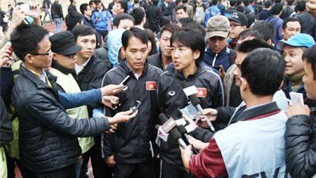 """HLV Toshiya Miura: """"Olympic Việt Nam sẽ còn tiến bộ nữa"""""""