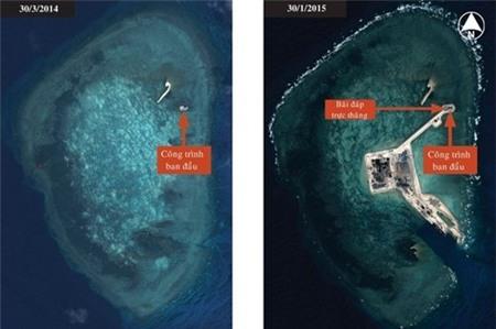 Biển Đông: Âm mưu nào đằng sau đảo nhân tạo?