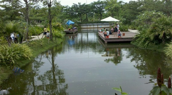 3 khu du lịch sinh thái gần Sài Gòn cho dịp Tết dương 2