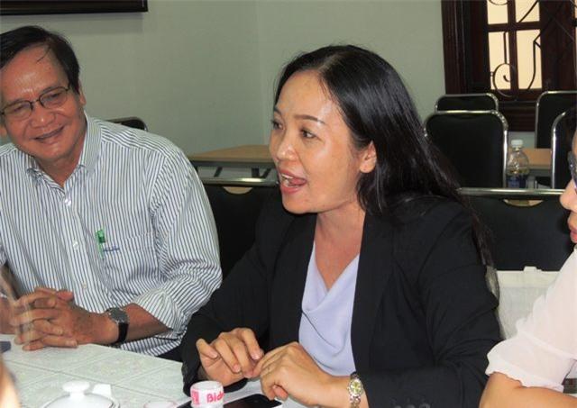 Cô Nguyễn Thị Thu Hiền: Nhiều giáo viên bây giờ như hung thần