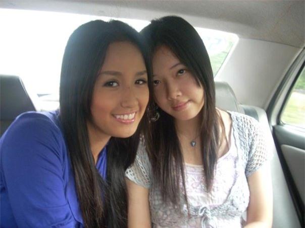 Nhan sắc vượt mặt chị của em gái Mai Phương Thúy ảnh 3