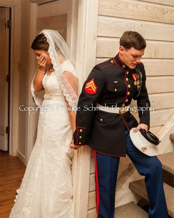 Câu chuyện phía sau tấm ảnh cưới chạm đến trái tim hàng triệu người - Ảnh 1