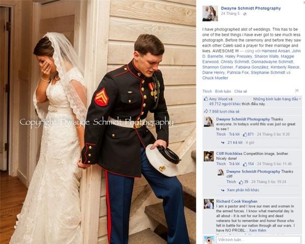 Câu chuyện phía sau tấm ảnh cưới chạm đến trái tim hàng triệu người - Ảnh 2