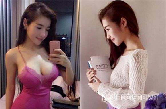 Mỹ nhân Việt ngực khủng 12