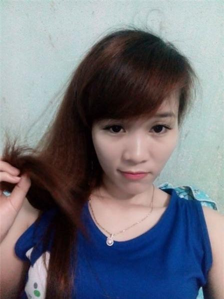 Hotgirl Trần Thị Nha Trang bị bắt.