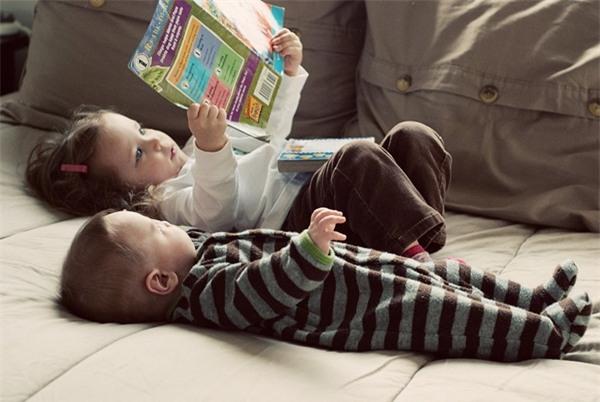 Hạnh phúc làm cha mẹ 4