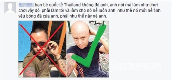 Tuấn Hưng bị fans Thái Lan chỉ trích nặng nề vì không giữ lời hứa 5