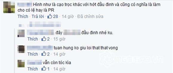 Tuấn Hưng bị fans Thái Lan chỉ trích nặng nề vì không giữ lời hứa 9