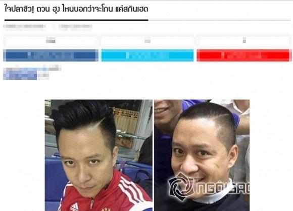 Tuấn Hưng bị fans Thái Lan chỉ trích nặng nề vì không giữ lời hứa 2