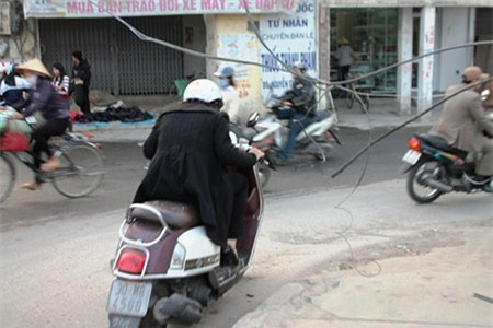 Sống ở Hà Nội, cần phải biết những nguy hiểm chết người này! - Ảnh 20