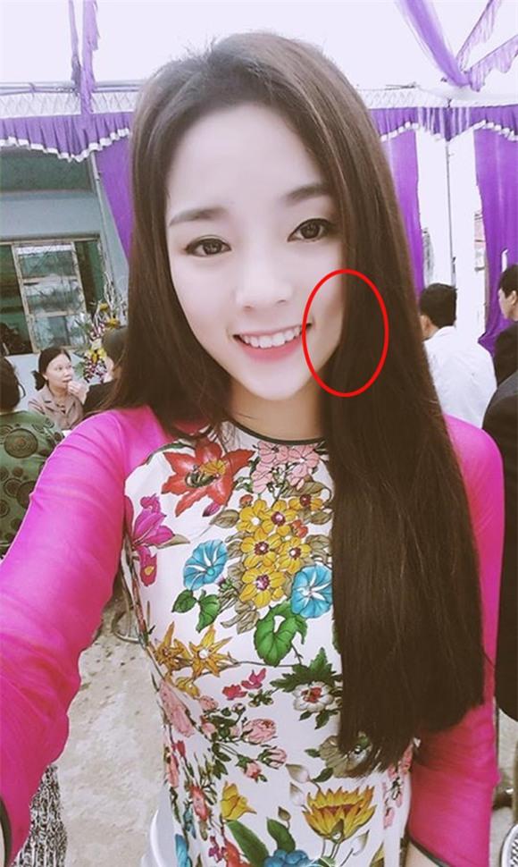 Hoa hậu, Á hậu Việt lỗi photoshop 10