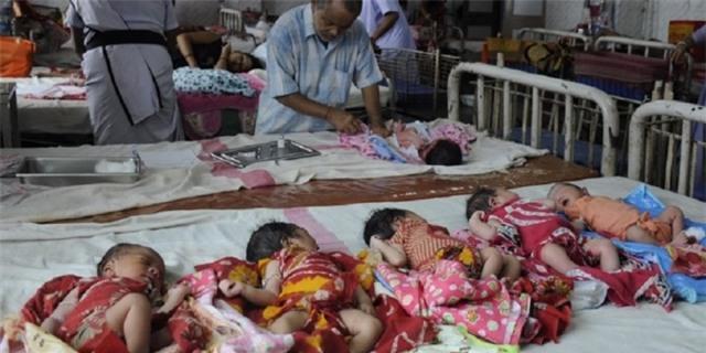 Hơn 60 trẻ sơ sinh tử vong tại bệnh viện Ấn Độ chỉ trong 2 tuần - Ảnh 1