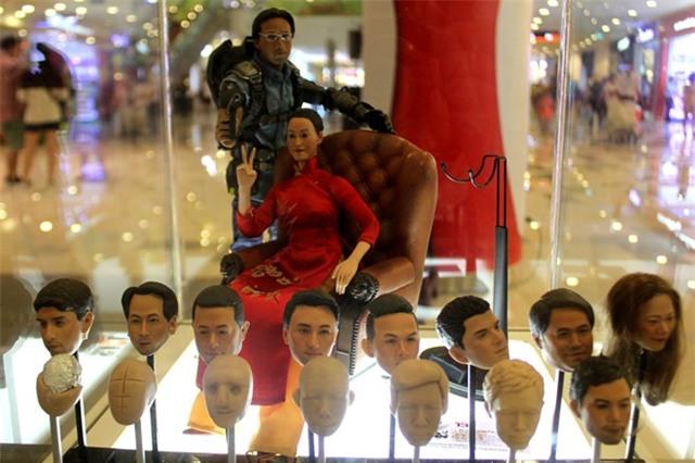 Búp bê hình người giá nghìn đô ở Sài Gòn