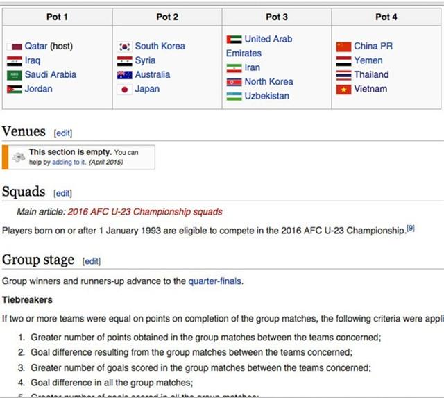 Việt Nam sẽ rơi vào bảng tử thần ở VCK U23 châu Á?