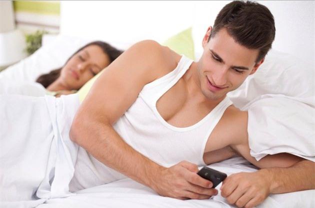 ngoại tình, lừa dối, hôn nhân