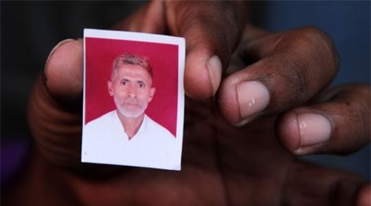 Nạn nhân Mohammad Akhlaq. Ảnh: Indian Express