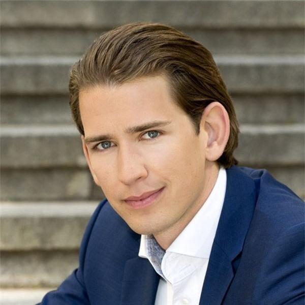 Áo, Ngoại trưởng, đẹp trai, tài tử