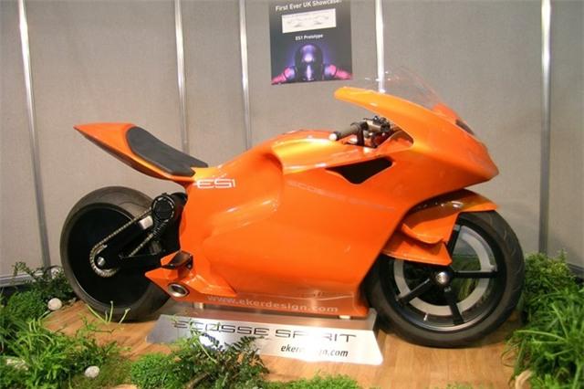 5 siêu môtô đắt nhất thế giới