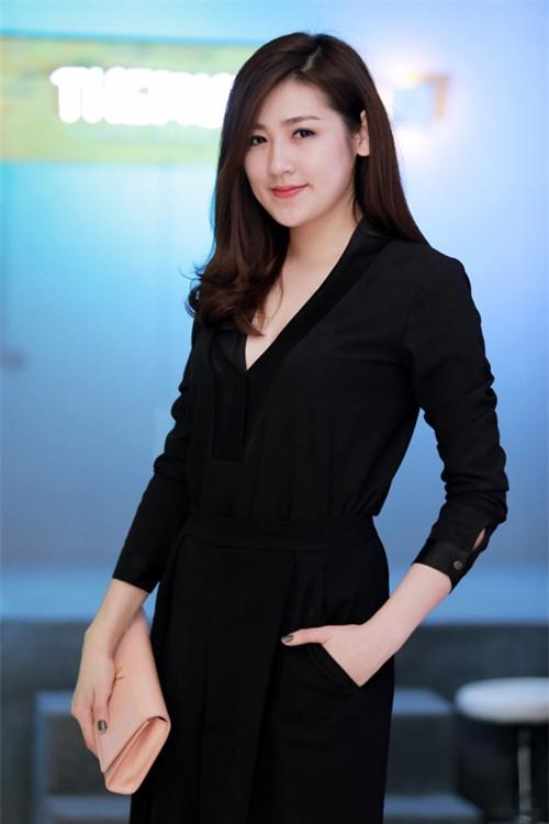 MC Huyền Châu gợi cảm bên dàn Á hậu, Hoa hậu - 3