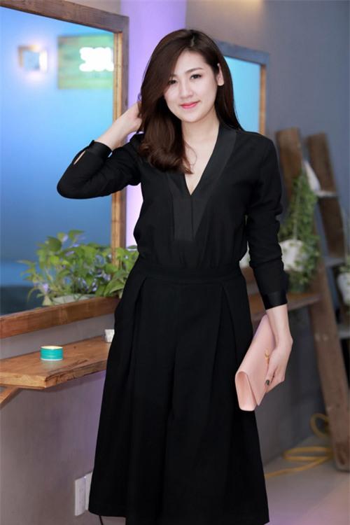 MC Huyền Châu gợi cảm bên dàn Á hậu, Hoa hậu - 4