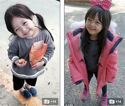'Bông hồng lai' 3 tuổi Nhật Bản gây sốt khắp châu Á vì quá xinh - 6