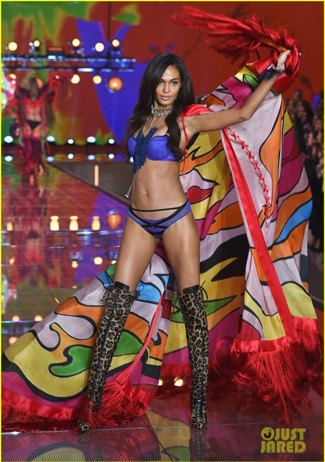 lily aldridge joan smalls victorias secret fashion show 2015 09