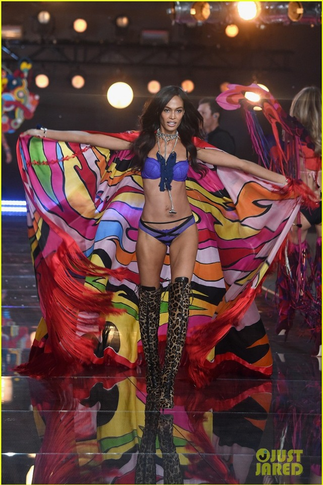 lily aldridge joan smalls victorias secret fashion show 2015 10