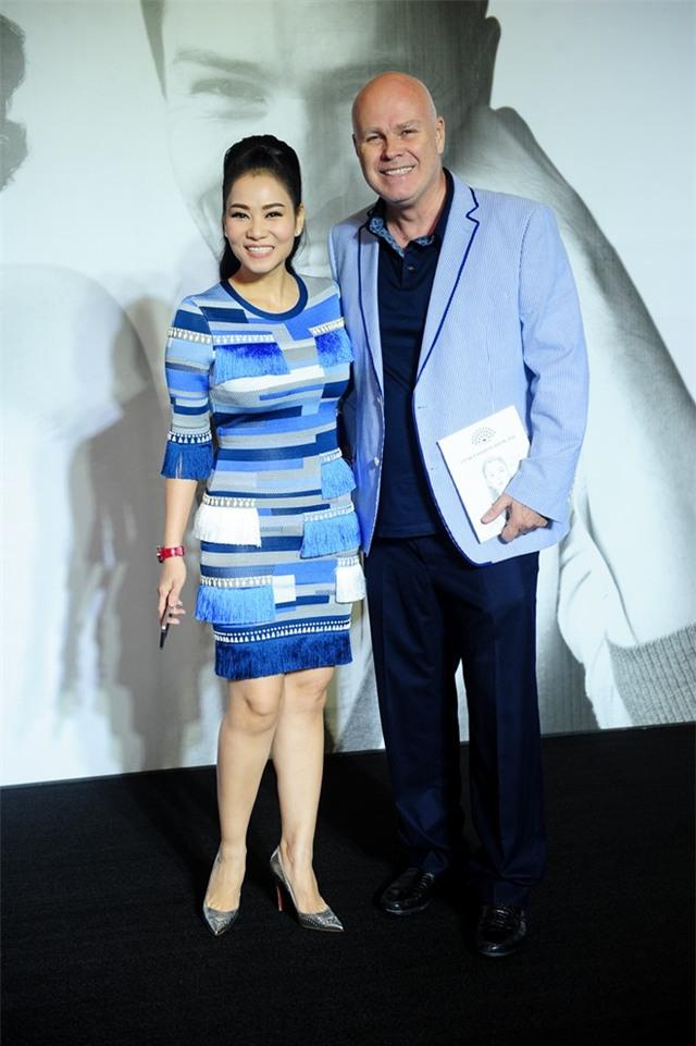 Thu Minh diện set đồ hơn 600 triệu đồng dự show Lý Nhã Kỳ