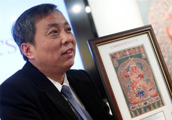 Đại gia,  Liu Yiqian, Lưu Ích Khiêm, tỷ phú, chơi đồ cổ, đại gia trung quốc, đấu giá, bức tranh khoả thân, chén con gà, đại-gia, tỷ-phú, chơi-đồ-cổ, đại-gia-trung-quốc, cổ-vật, đấu-giá, chén-con-gà, Lưu-Ích-Khiêm