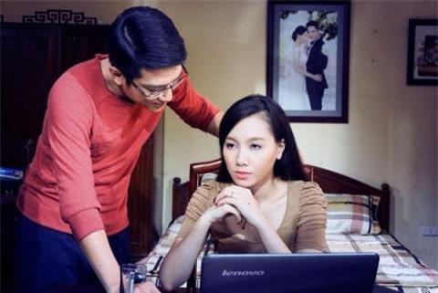 Chi Nhan ngoai tinh Minh Ha: Thu Quynh biet truoc va dau?