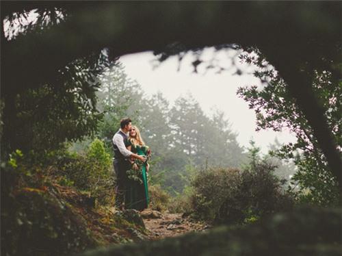 Bộ ảnh bầu chụp trong rừng đẹp như cổ tích - 10