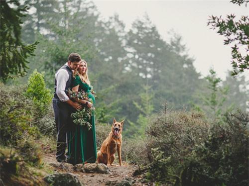 Bộ ảnh bầu chụp trong rừng đẹp như cổ tích - 11