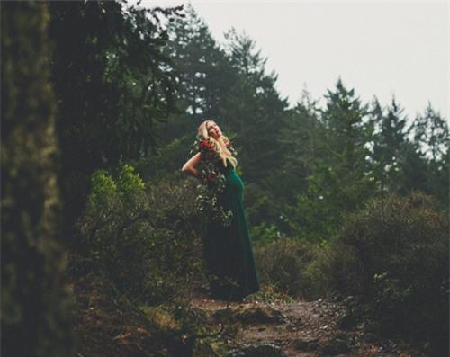 Bộ ảnh bầu chụp trong rừng đẹp như cổ tích - 12