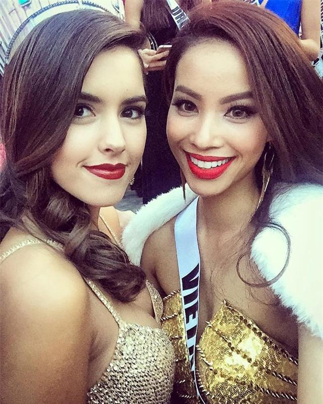 Vì sao Phạm Hương dám bon chen ở Hoa hậu Hoàn vũ?