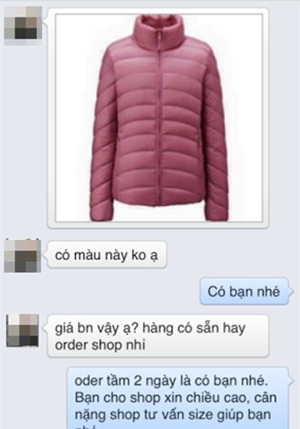 Một chủ shop ở Hà Nội bị tố bán hàng nhái quần áo Uniqlo với giá đắt đỏ - Ảnh 10.