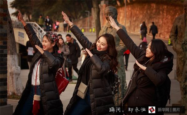 Ngắm những thần tiên tỷ tỷ tương lai của trường nghệ thuật nổi tiếng Trung Quốc - Ảnh 14.