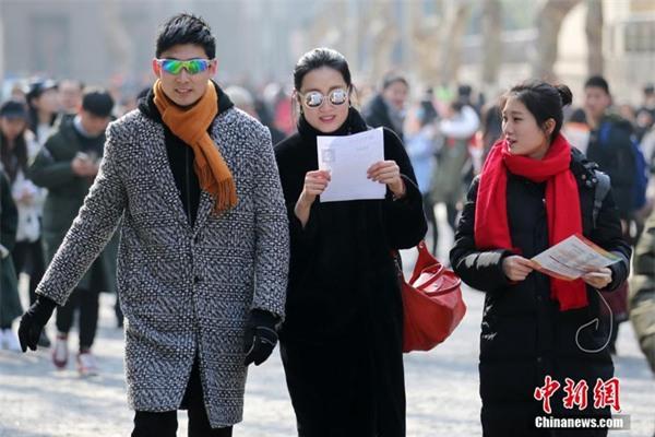 Ngắm những thần tiên tỷ tỷ tương lai của trường nghệ thuật nổi tiếng Trung Quốc - Ảnh 4.