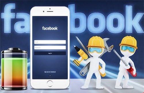 tiet kiem pin khi su dung facebook tren smartphone hinh anh 1