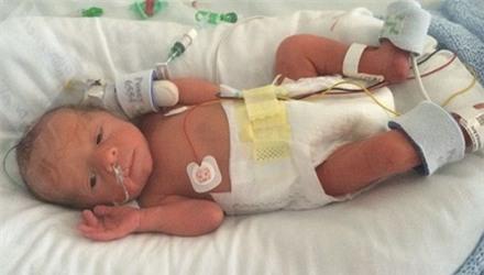 Bác sĩ mổ đẻ tá hỏa không thấy em bé trong bụng sản phụ - Ảnh 1.