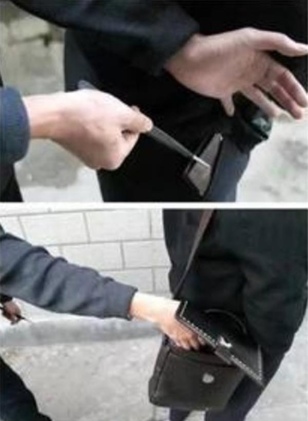 Những mánh khóe móc túi tinh vi của bè lũ trộm cắp, móc túi ở Trung Quốc - Ảnh 13.