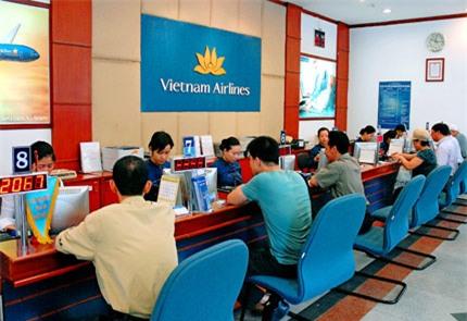 Đồng loạt giảm giá máy bay, Vụ Vận tải, Bộ Giao thông Vận tải ,Vietnam Airlines