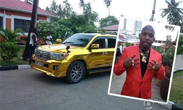 Phong cách xài vàng xa xỉ chẳng kém gì giới nhà giàu Dubai của vị đại gia châu Phi - Ảnh 4.