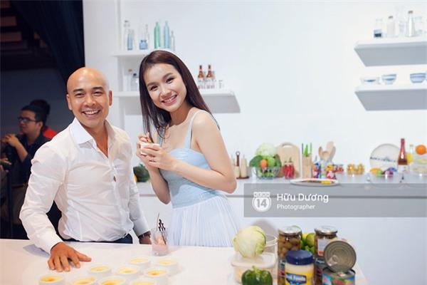 Hoa hậu Thùy Lâm bất ngờ xuất hiện mũm mĩm tại sự kiện - Ảnh 6.