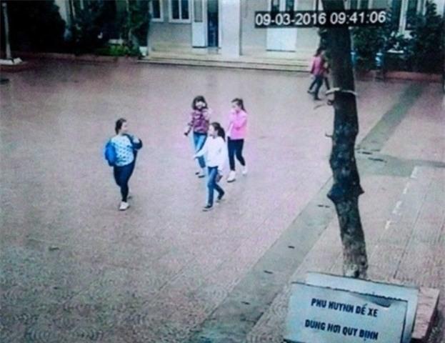 Bốn học sinh bỏ nhà đi xin việc: Ảnh hưởng từ phim ảnh
